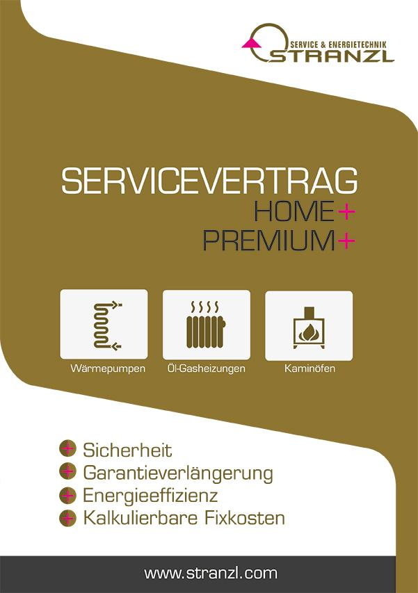 Servicevertrag plus